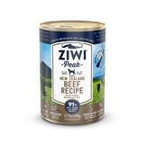 Ziwipeak - Dog Wet Food - Canned Dog Food Beef 12x390g (grain free)