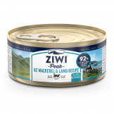 Ziwipeak - Nassfutter - Canned Cat Food Mackerel & Lamb